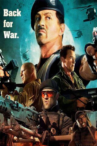 The Expendable 2