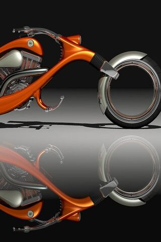 हॉट मोटरसाइकिल