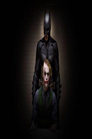 बैटमैन और जोकर