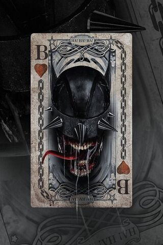 Batman que se ríe