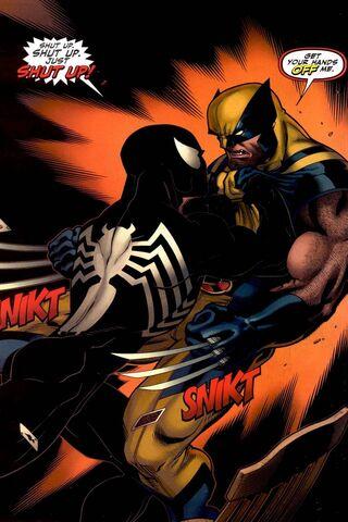 Spiderman Wolverine