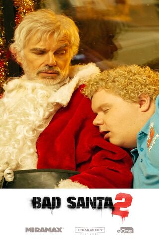 Bad Santa Snore
