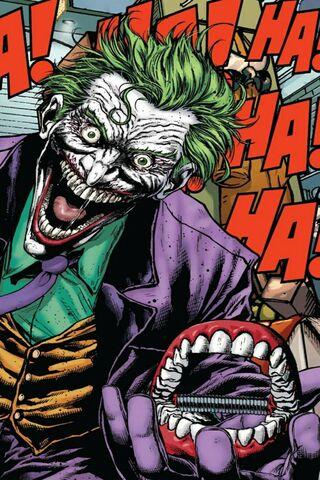 Joker Gülüşü