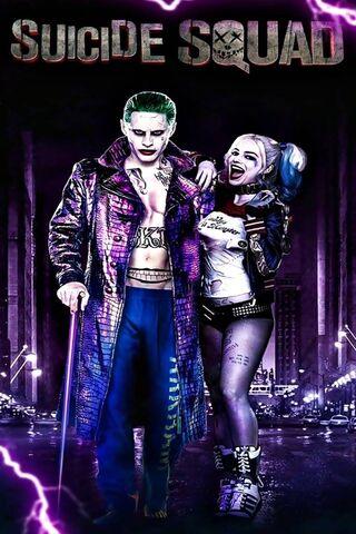 Joker Harley Quinn