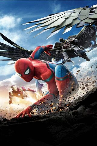 Spiderman Homecoming