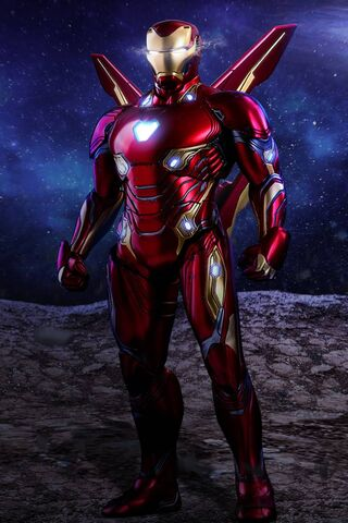 Iron Man Iw