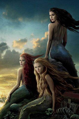 Kecantikan Mermaid