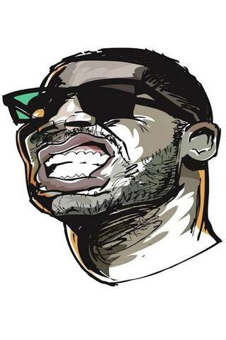 Drake Rapper Art 4k