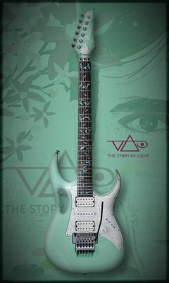 Guitar Steve Vai Wallpaper Download To Your Mobile From