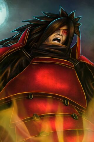 Madara Uchiha Wallpaper Download To Your Mobile From Phoneky
