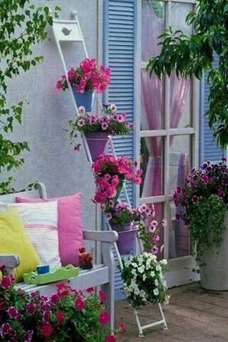 Romantic Terrace