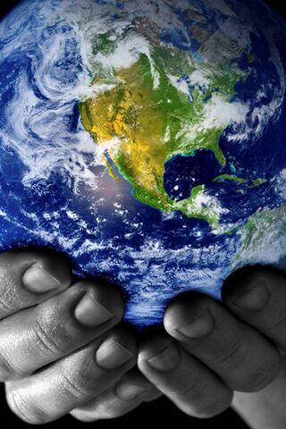 Dunia di Tangan Anda