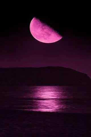 Romantic Full Moon