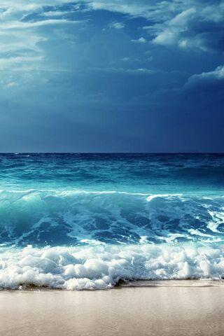 Sky-Sea-Waves
