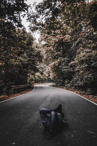 Resting Rider- Dev