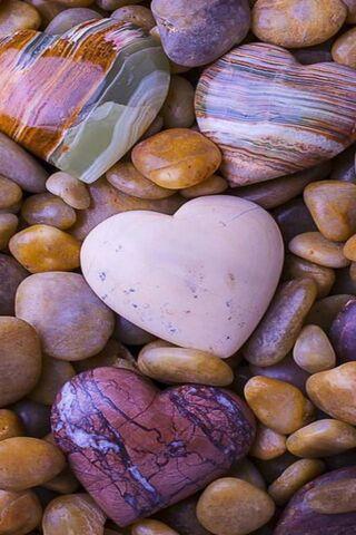 Stein der Herzen