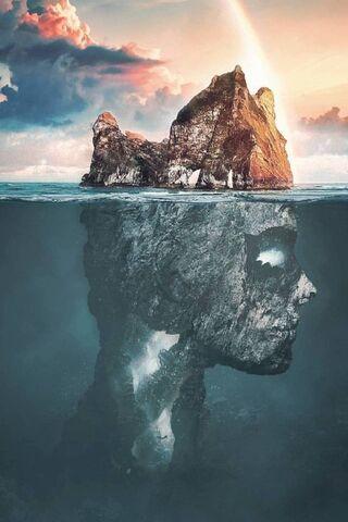 Ilha Humana