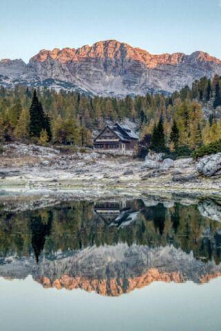 Lago mauntain