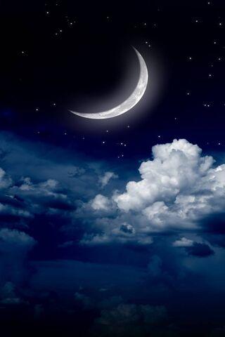 خلفيات ليلية جميلة للايفون