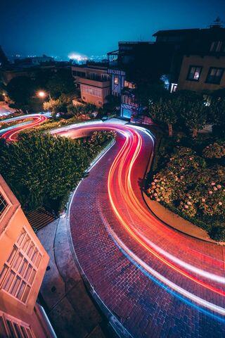 Trafik Malam Bandar