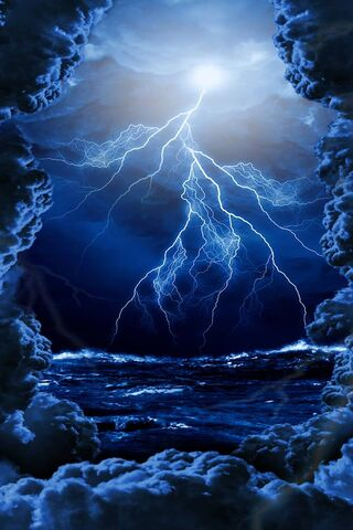 Ke dalam The Storm