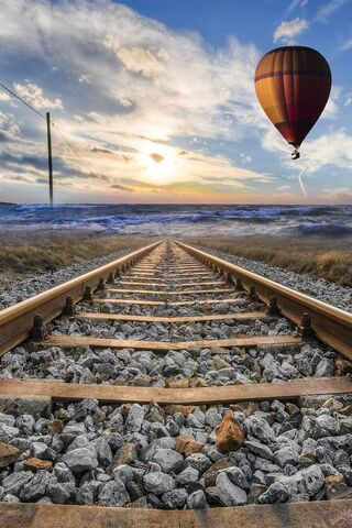 ทางรถไฟ