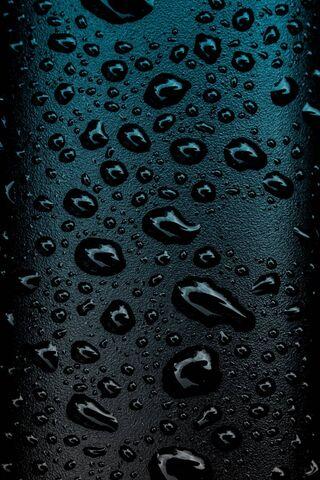 Black Water Blue