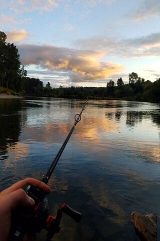 View Of Fishing