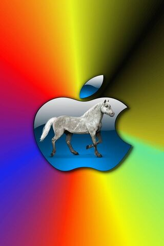 सेब और घोड़े 1