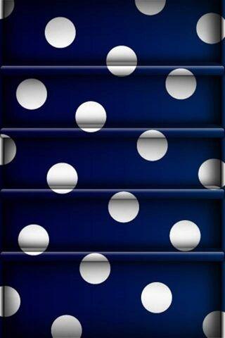 Polka Dots Shelf