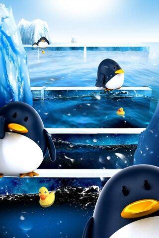 البطريق الجرف
