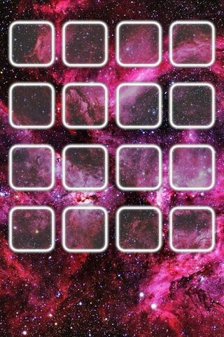 Galaxy Pink Shelf