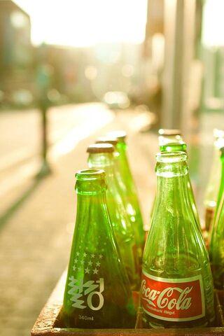 زجاجات