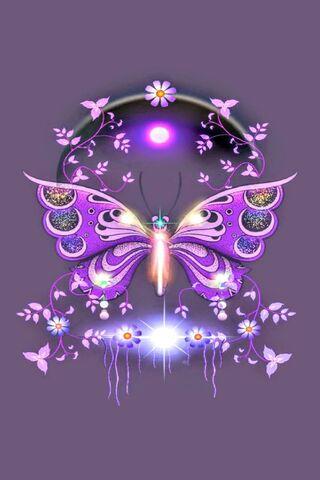 Papillon Bling