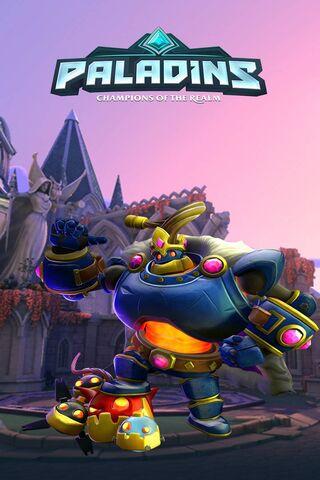 Paladins Bomb King