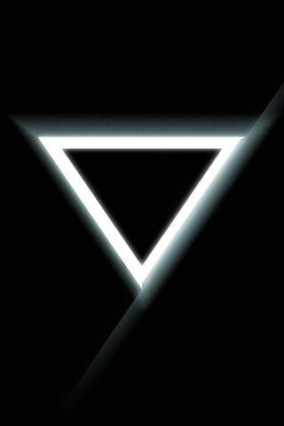 Трикутник перевернутий
