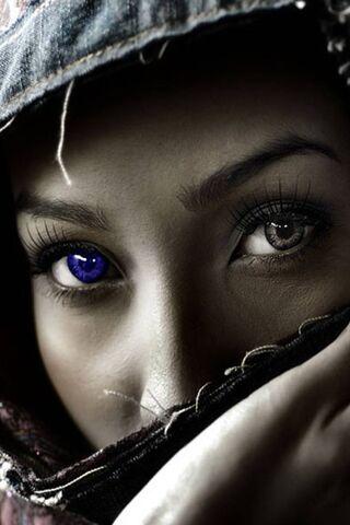 ठंडी आंखें