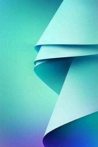 Niebieski zielony