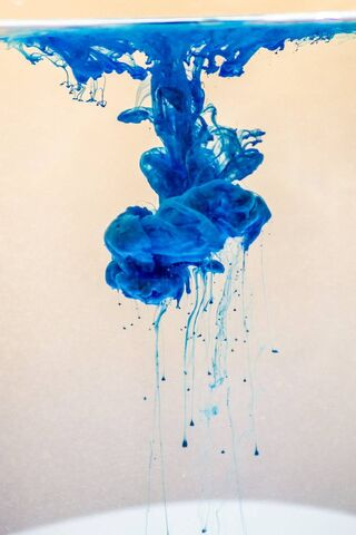 Ink Water Art