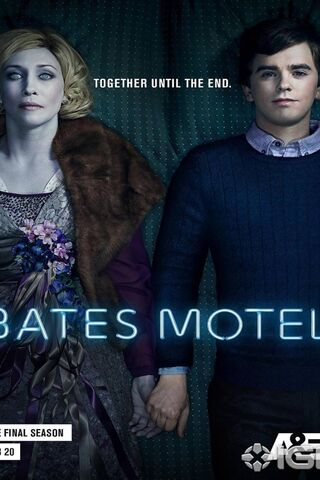 Bates Motel Wallpaper - Download to