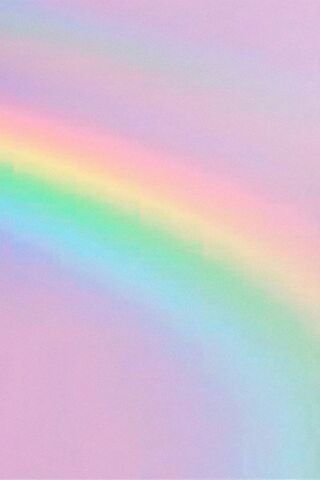 Phoneky Pastel Rainbow Hd خلفيات