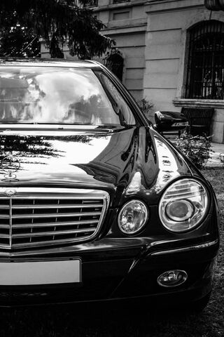 Mercedes W211 Wallpaper Download To Your Mobile From Phoneky
