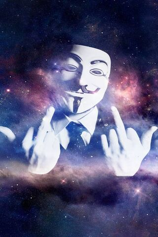 Anonymous In Space