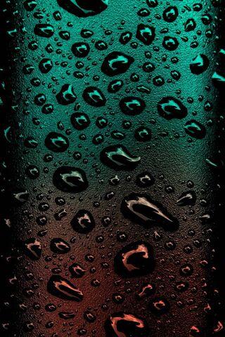 Water Black