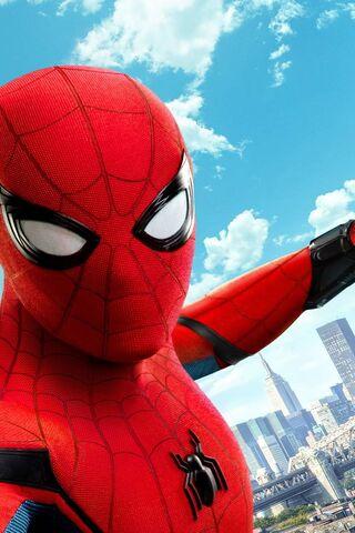 Spiderman งานคืนสู่เหย้า