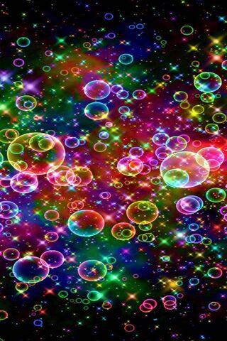 4k Bubbles 4d