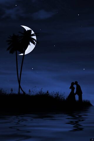 Moon Night Love