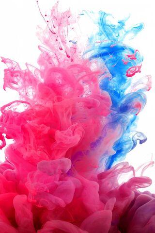 Pink E Blue