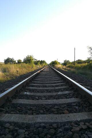 रेलगाड़ी की रेल