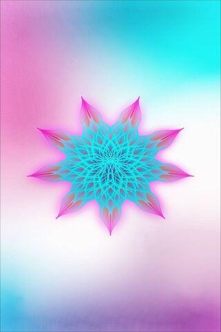 Gradient Flower
